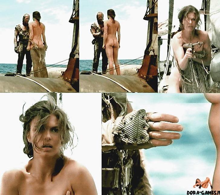 Marine  nackt Jeanne images.dujour.com