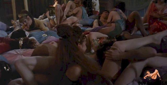 Caligula orgy