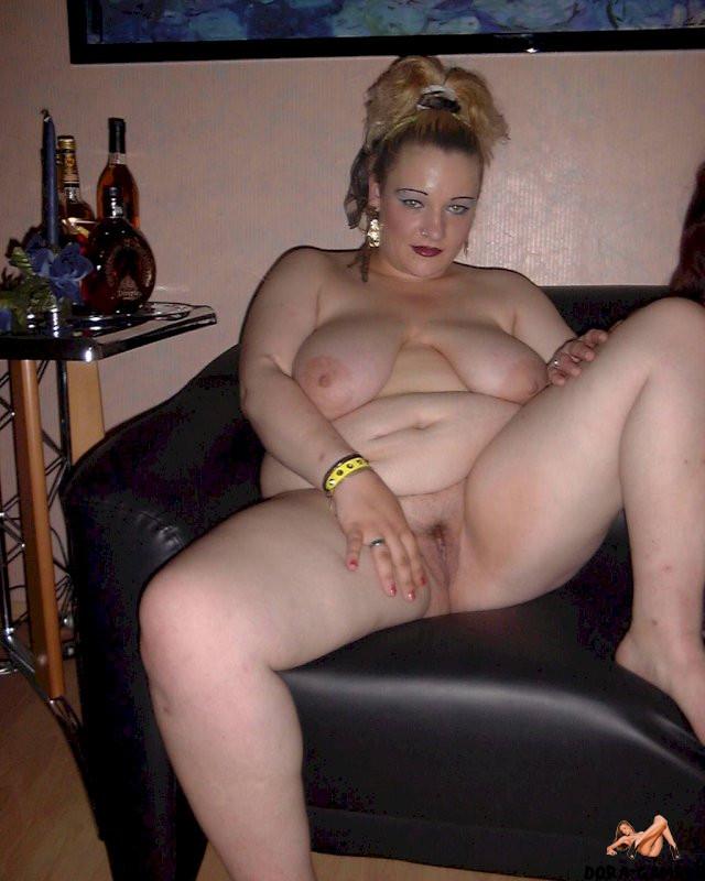 Teens mollige nackte Frau erwischt