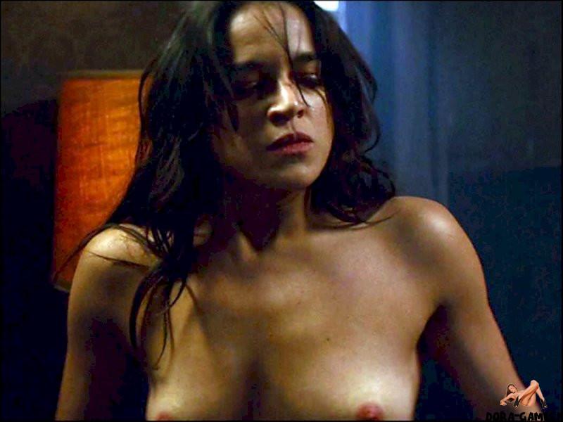 Michelle nackt Rodriguez 59 Michelle
