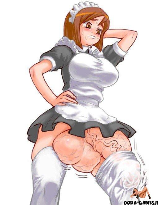 Hentai giant cock
