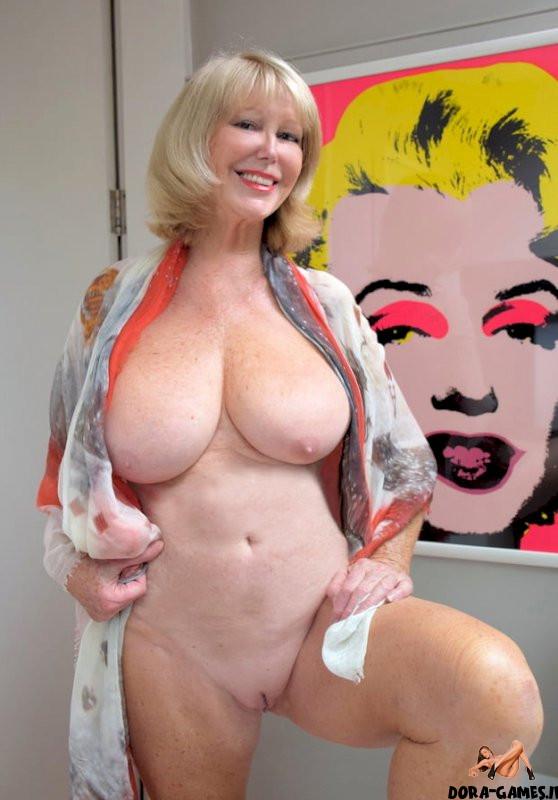 Granny nude busty Nude Granny