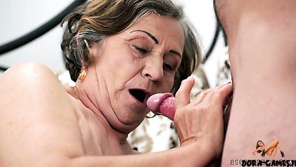 Video granny sex X Granny