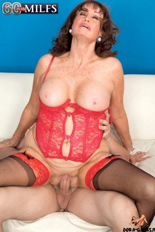 60xxx Older Women,