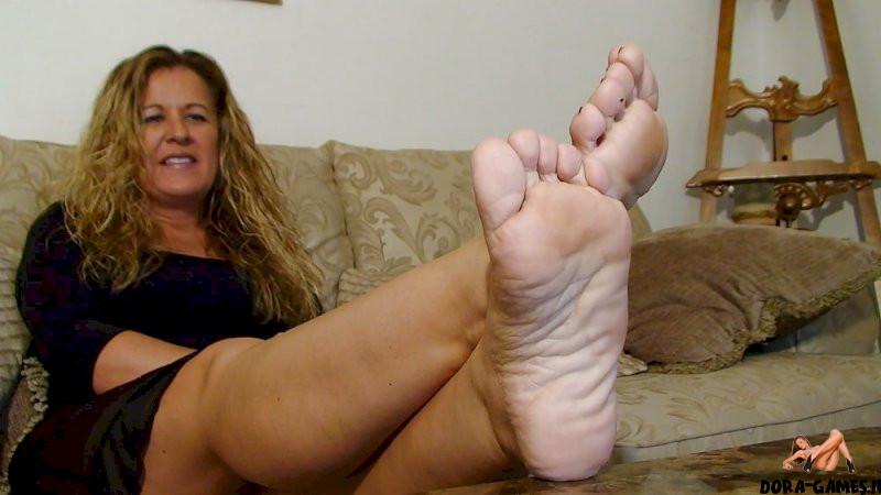 Milf feet Feet