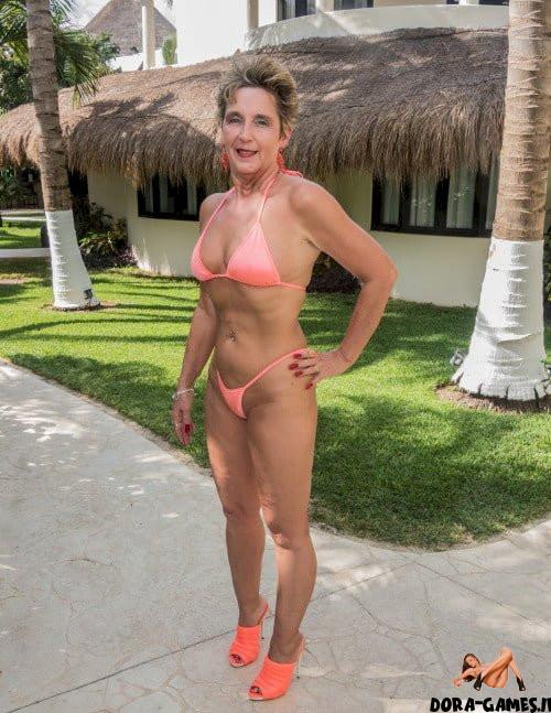Bikini fotzen