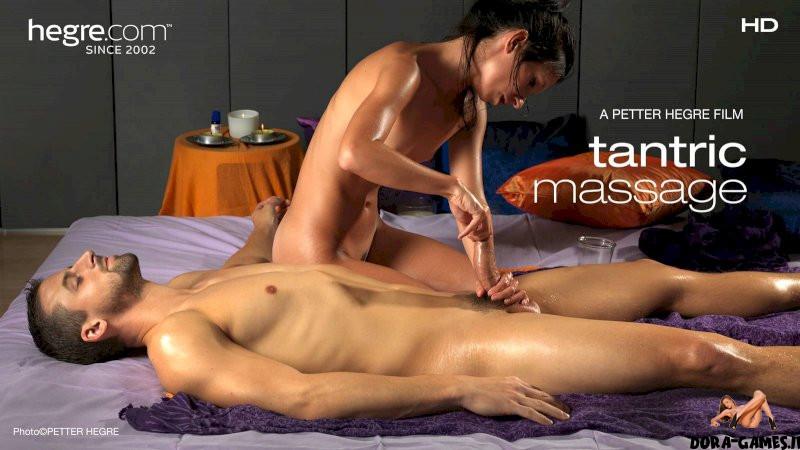 Tantra massagen nackt