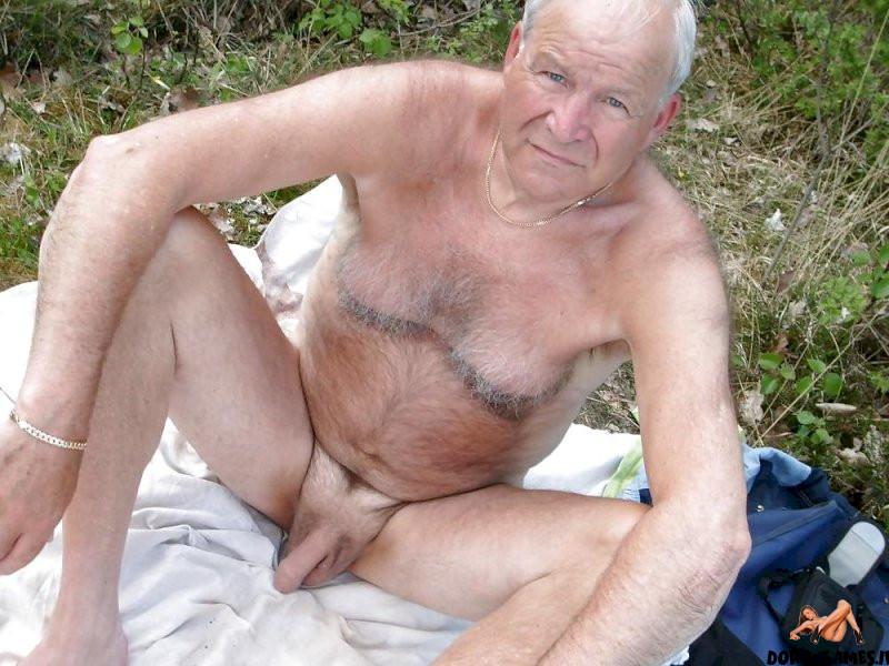 Grandpas naked Grandpa Cop