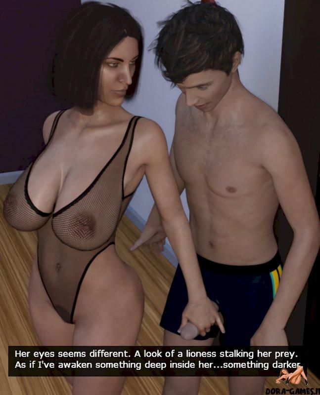 Milf 3d Incest